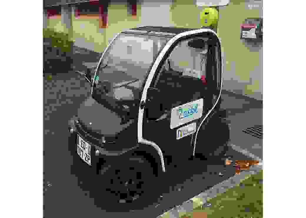 Service d'autopartage avec des véhicules sans permis (14)