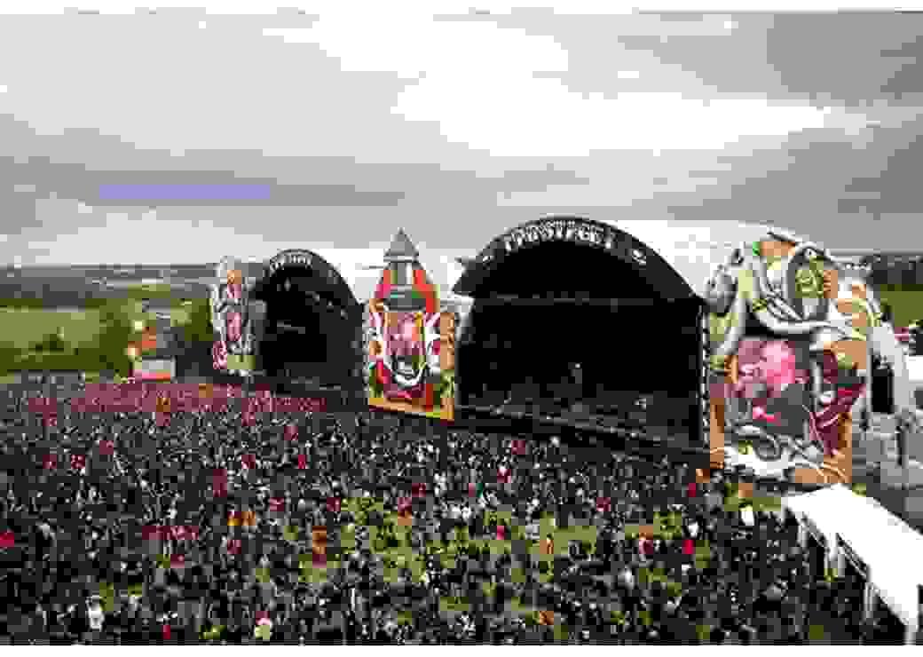 Le Hellfest, festival à Clisson