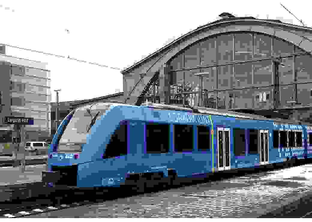 train hydrogène