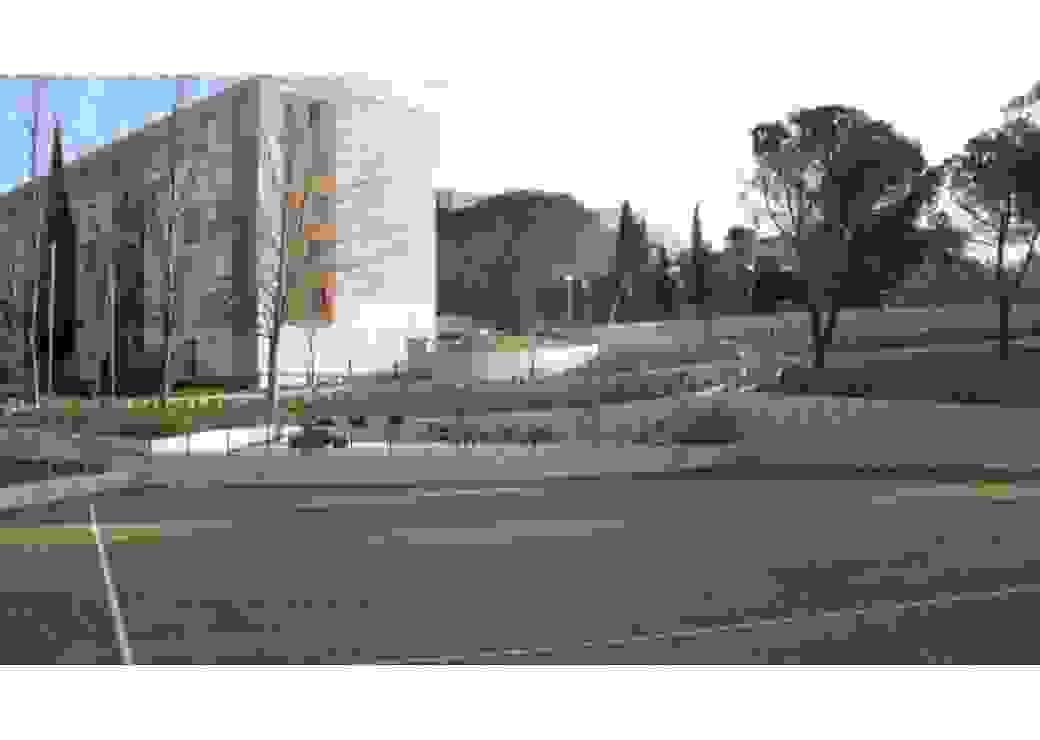 Quartier des Oliviers à Aubenas