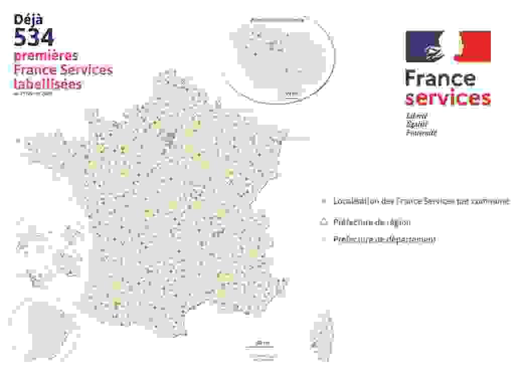 Carte France services