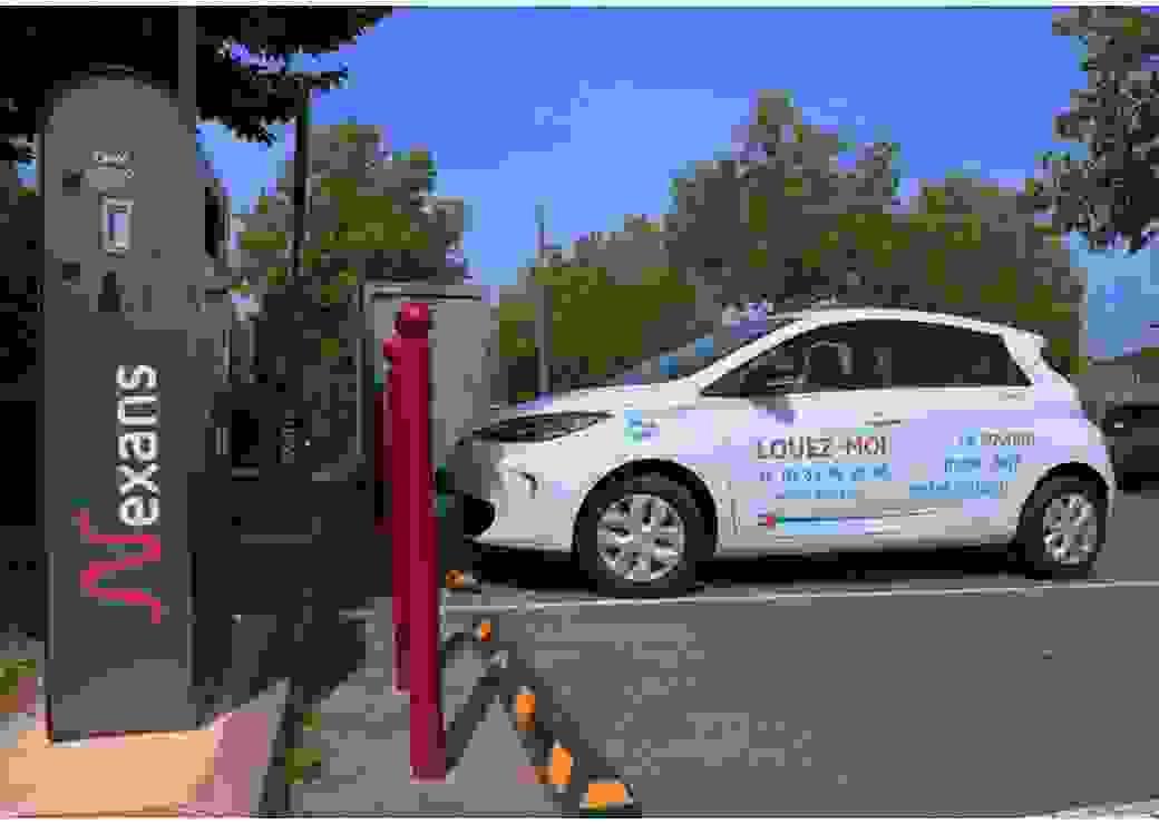 32 voitures électriques en autopartage