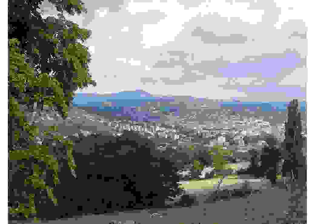 vue aerienne Commune du Puy-en-Velay