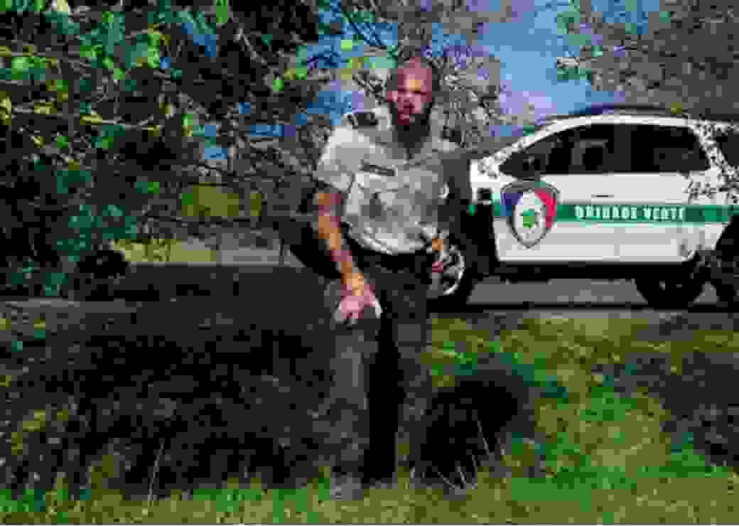 Garde champêtre de la brigade verte du Haut-Rhin