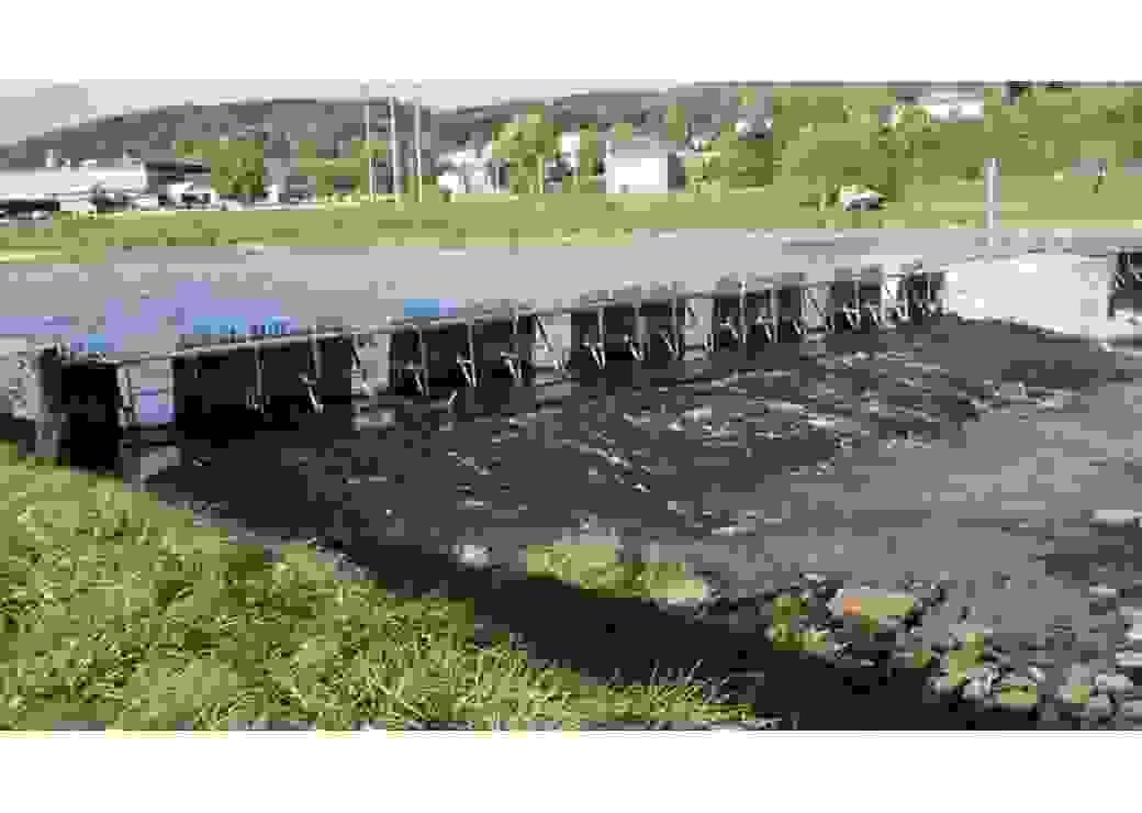 Barrages dans l'Aisne et en Meuse
