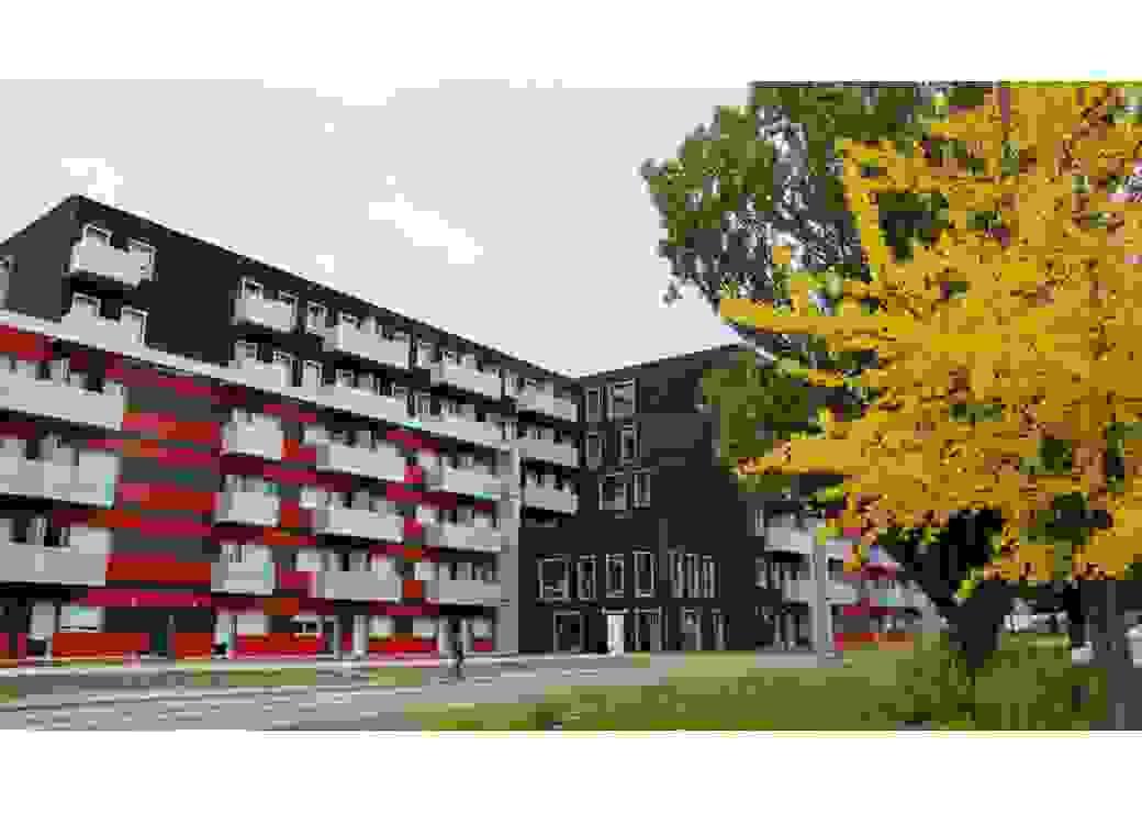 Résidence pour alternants à Illkirch