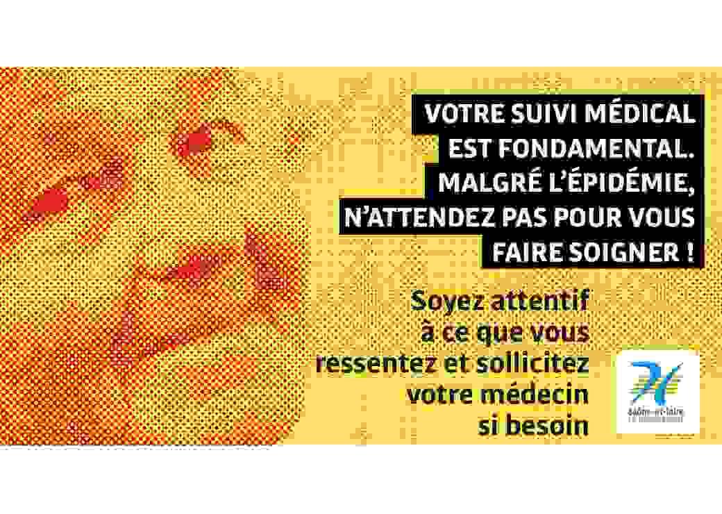 Suivi médical saone et Loire