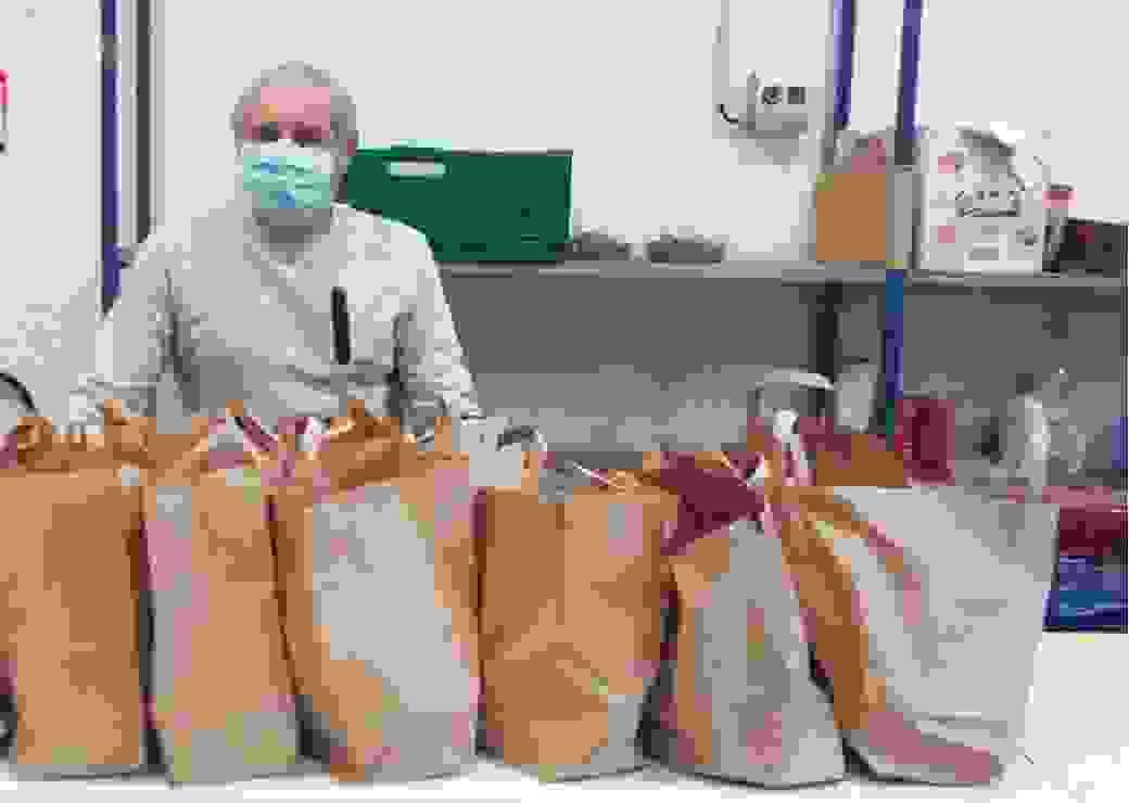 Distribution_aide_alimentaire_Resto du coeur_Dordogne