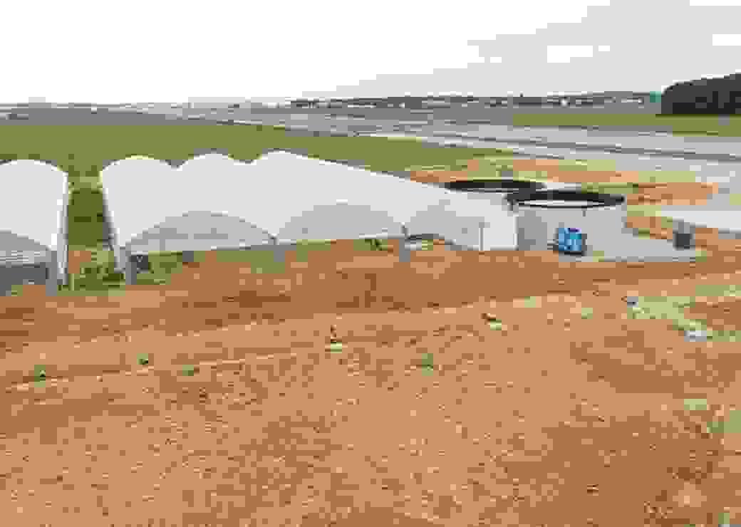 LA BASE 217 une ferme de 75 hectares