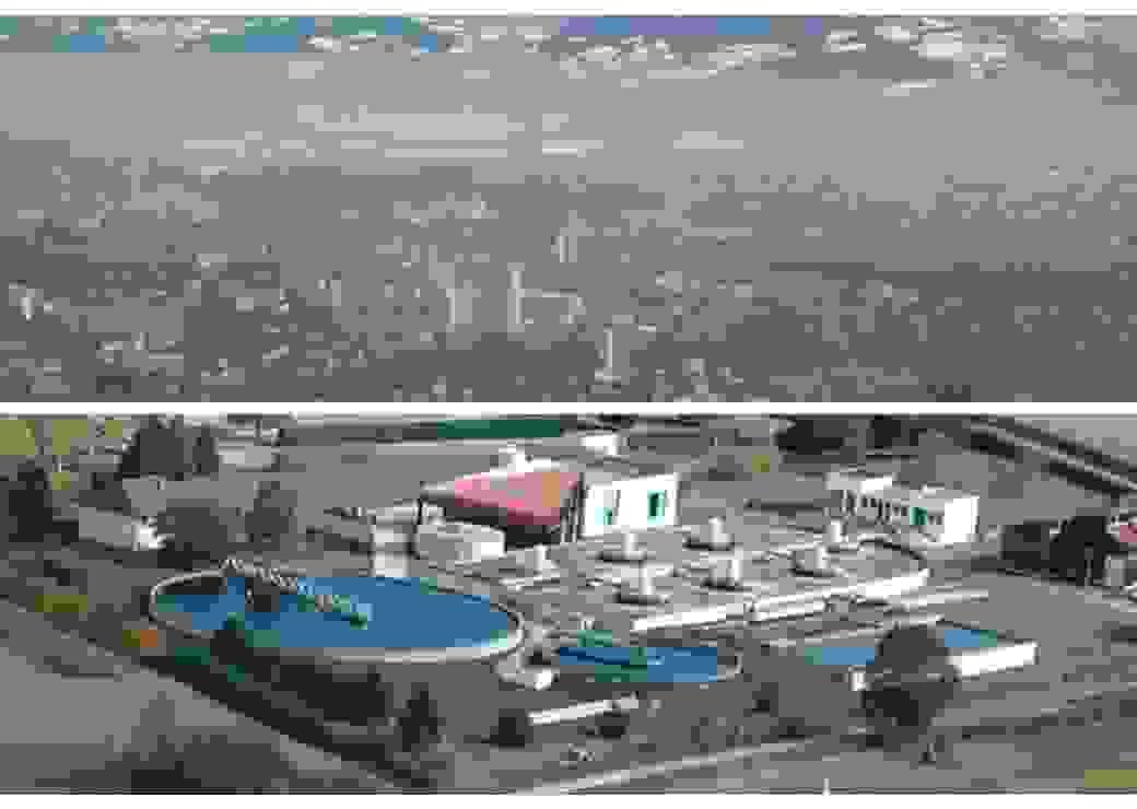 Qualité de l'air, traitement des eaux urbaines