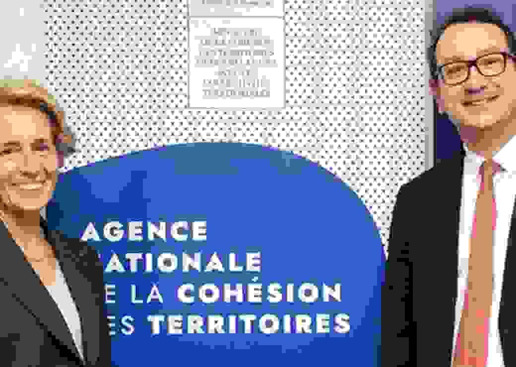 Caroline Cayeux et Yves Le Breton
