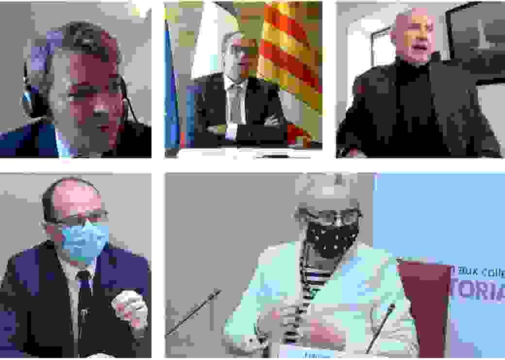 délégation CL Sénat