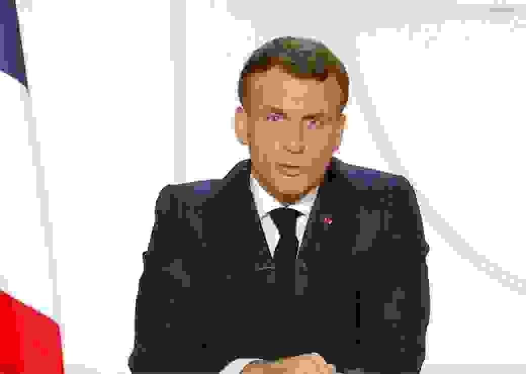 E. Macron 24 nov