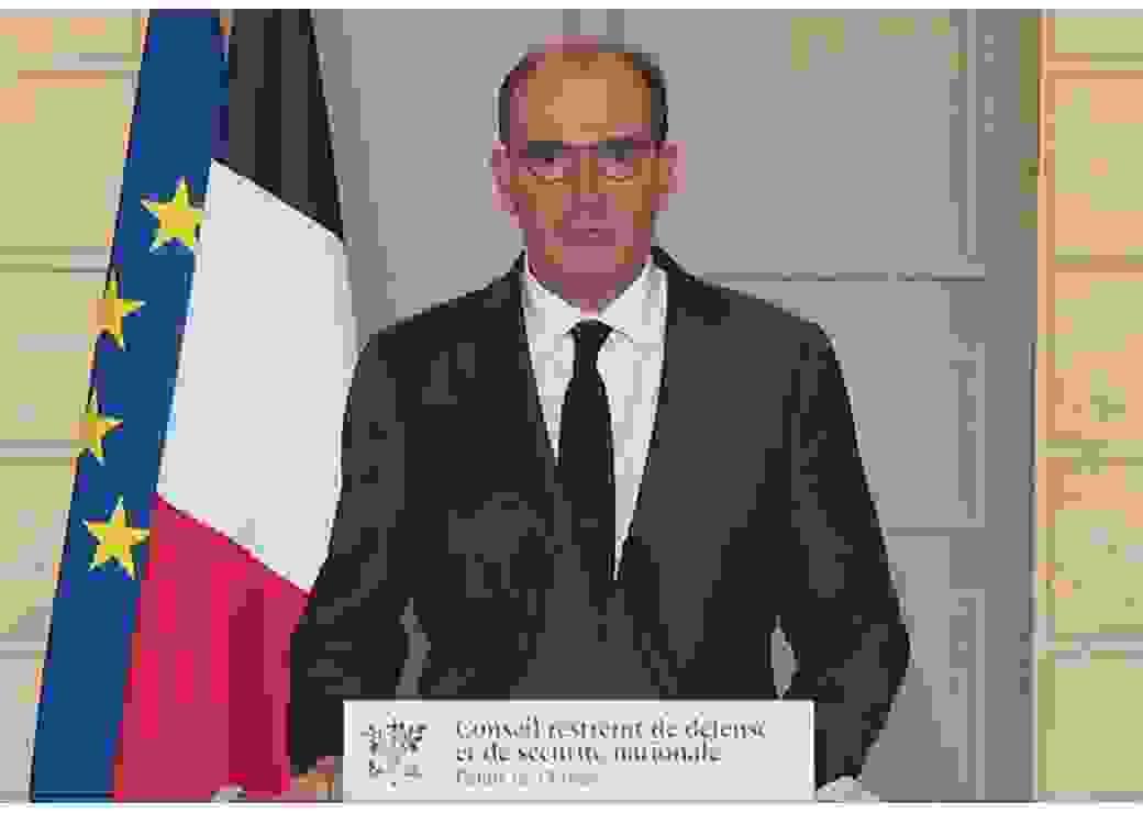 Jean Castex 29 janvier