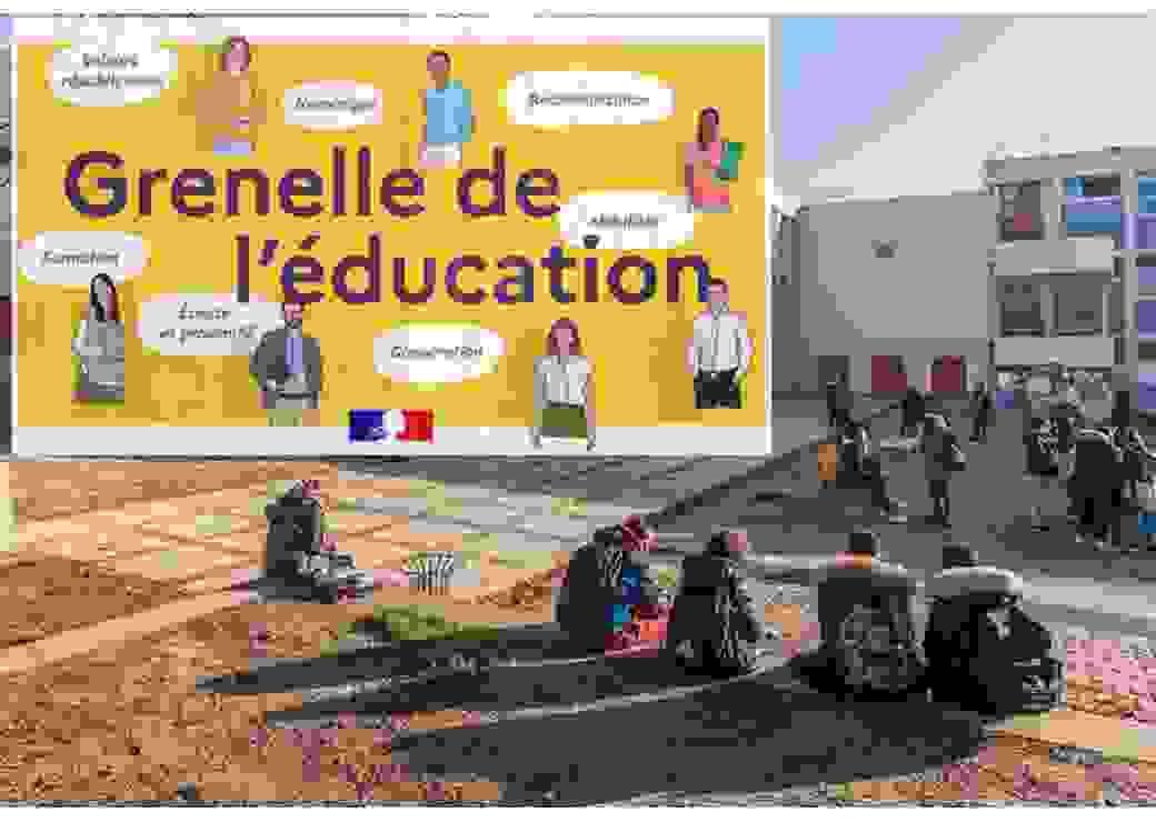 Grenelle de l'éducation