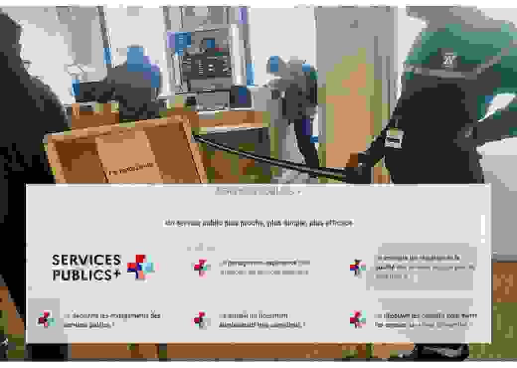 Services publics plus