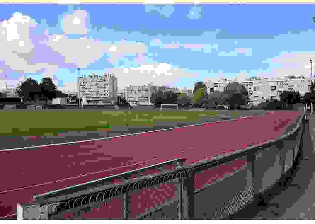 Stade quartier prioritaire