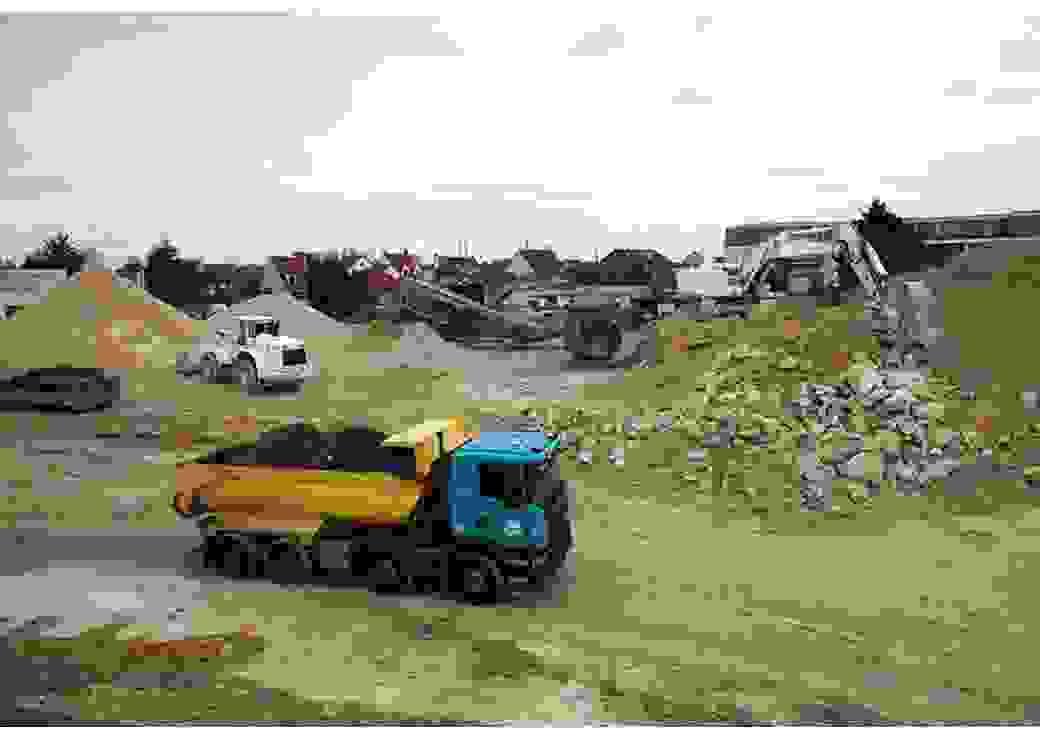 terres excavées