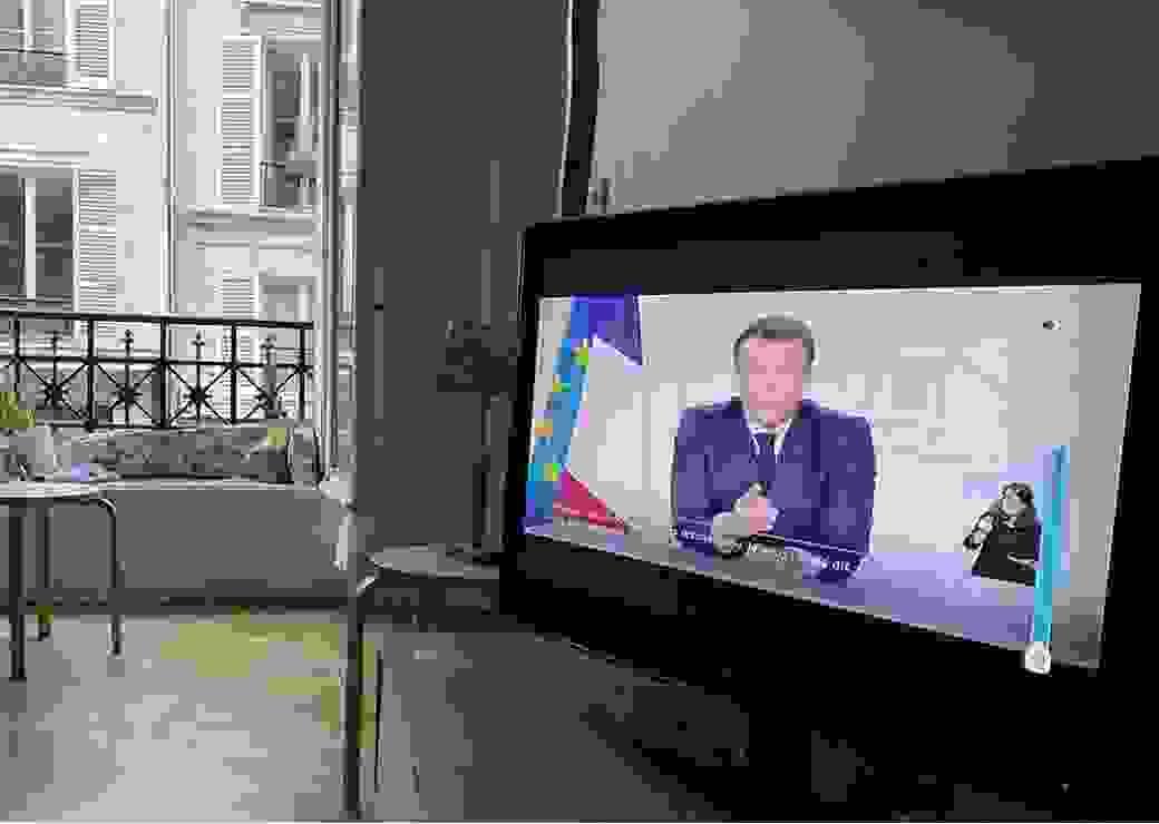 Macron TV 31 mars