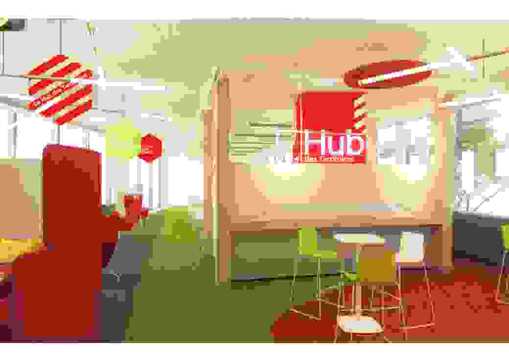 Vue du Hub des Territoires