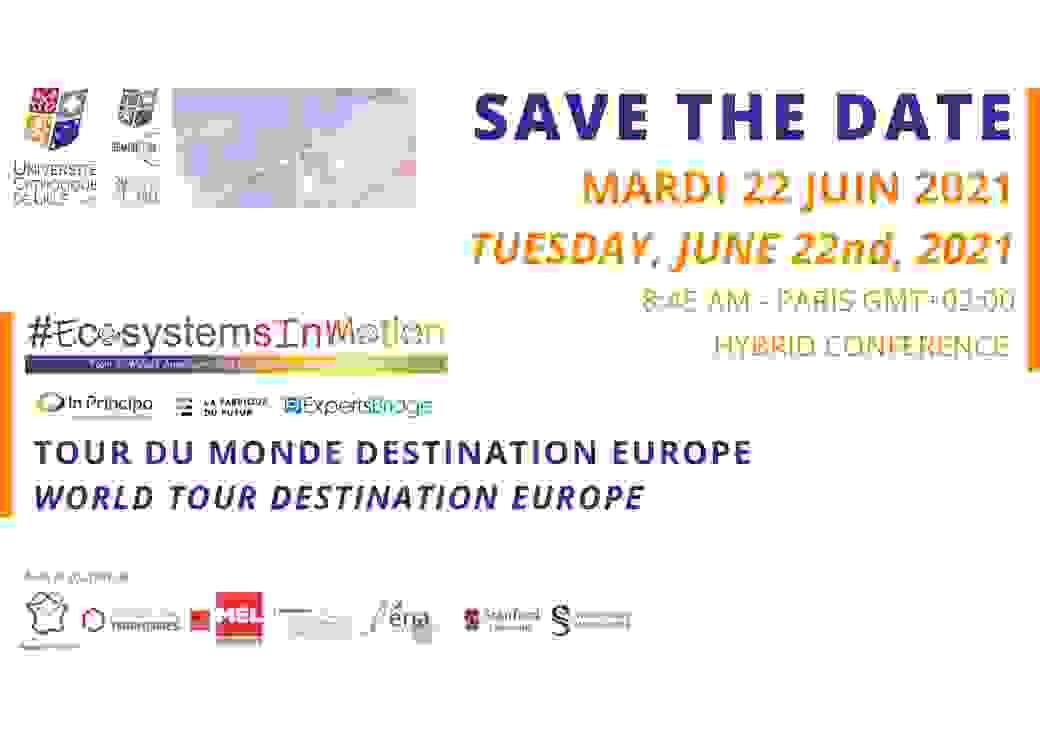 Tour du Monde - Destination Europe