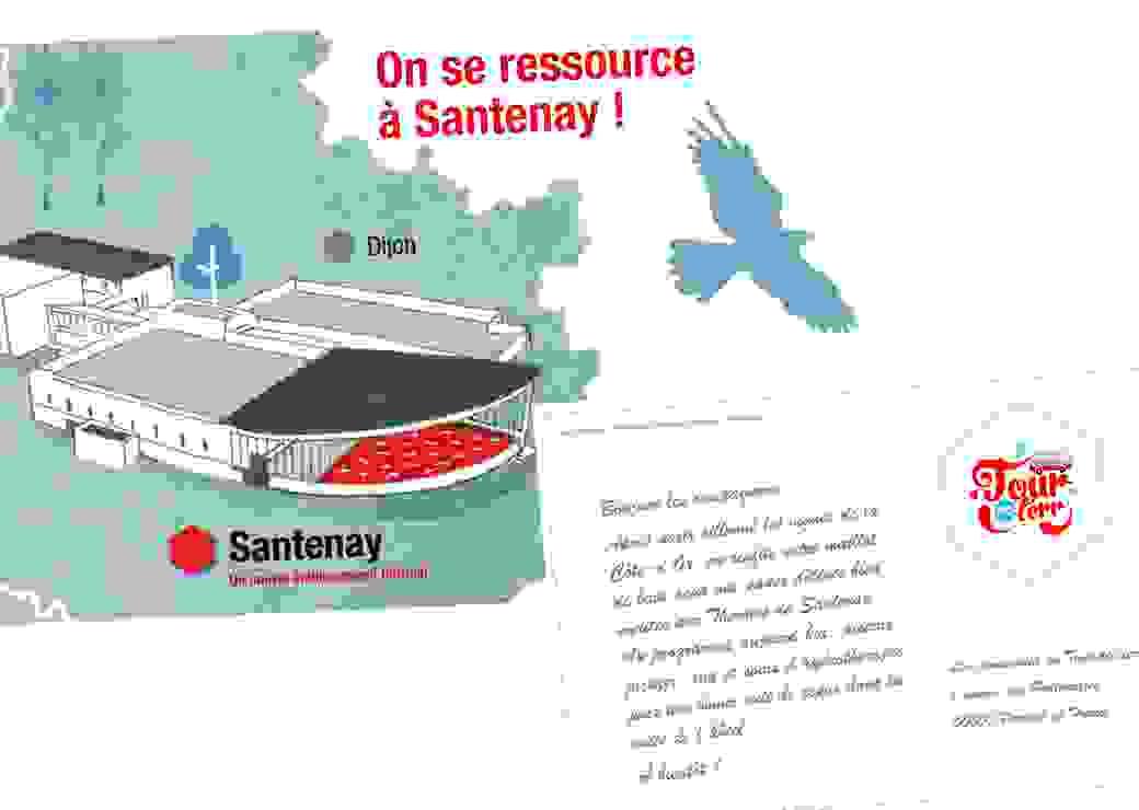 Carte santenay r/v