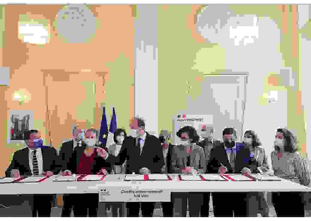 Comité interministériel  à la ville