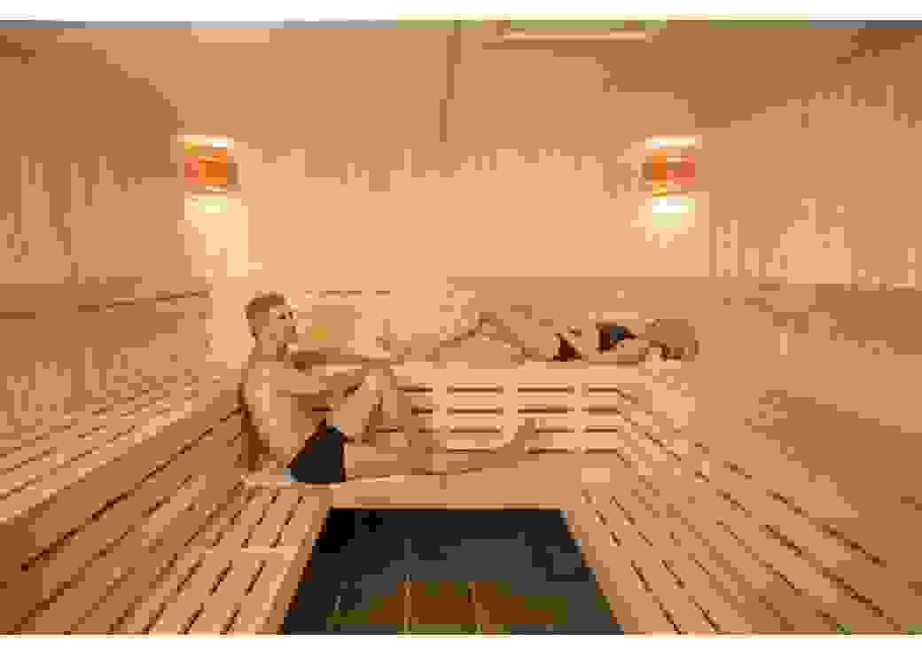 Thermes de Santenay sauna