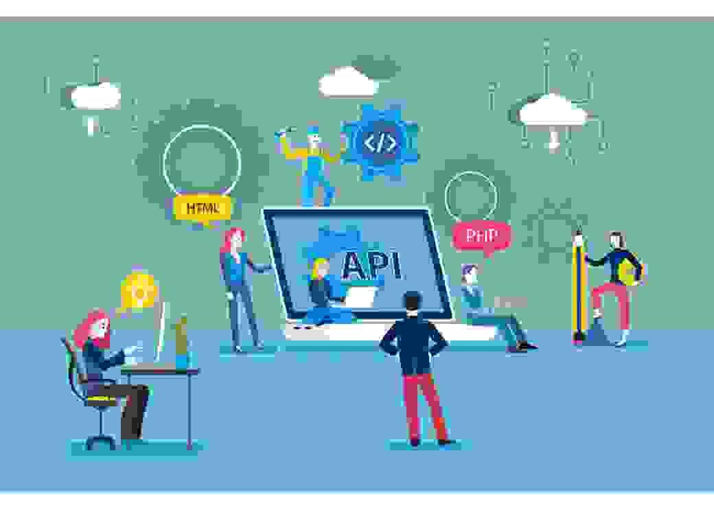 API Open data données brutes services interfaces risques