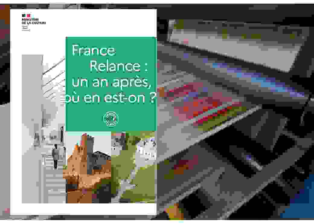 France relance culture