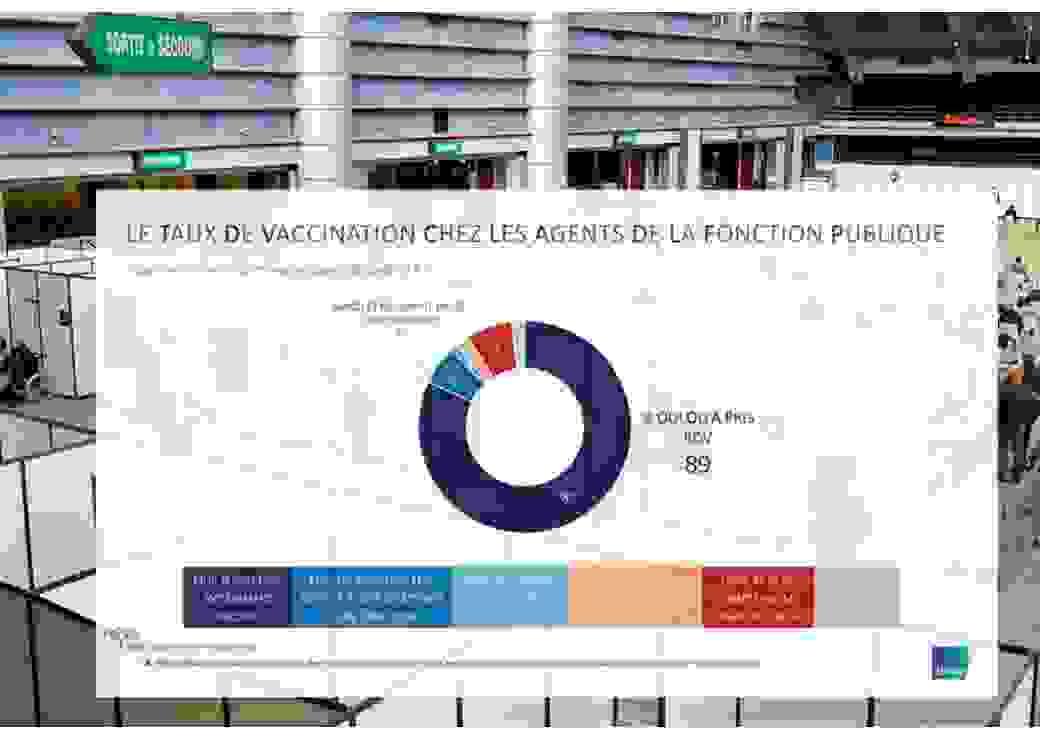 Vaccination fonction publique