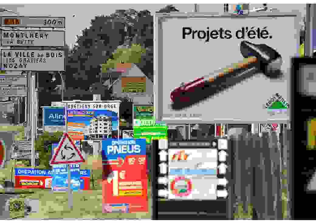 Pollution visuelle