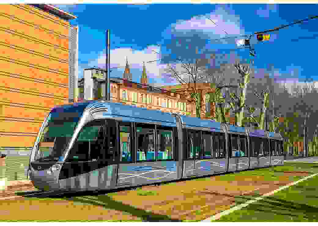 Tramway Toulouse