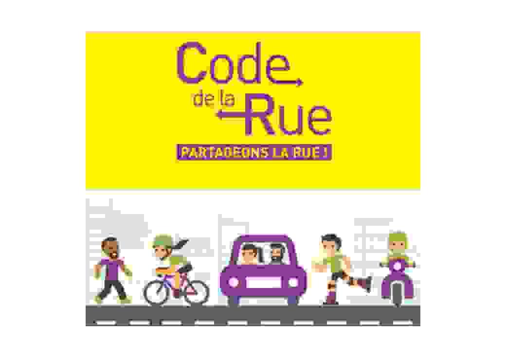 """""""Code de la rue"""" élaboré par la ville de Reims"""