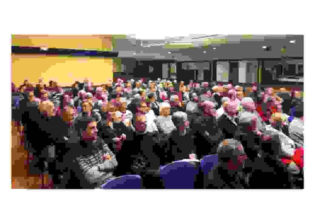 Réunir 250 conseillers municipaux pour débattre du projet de territoire.