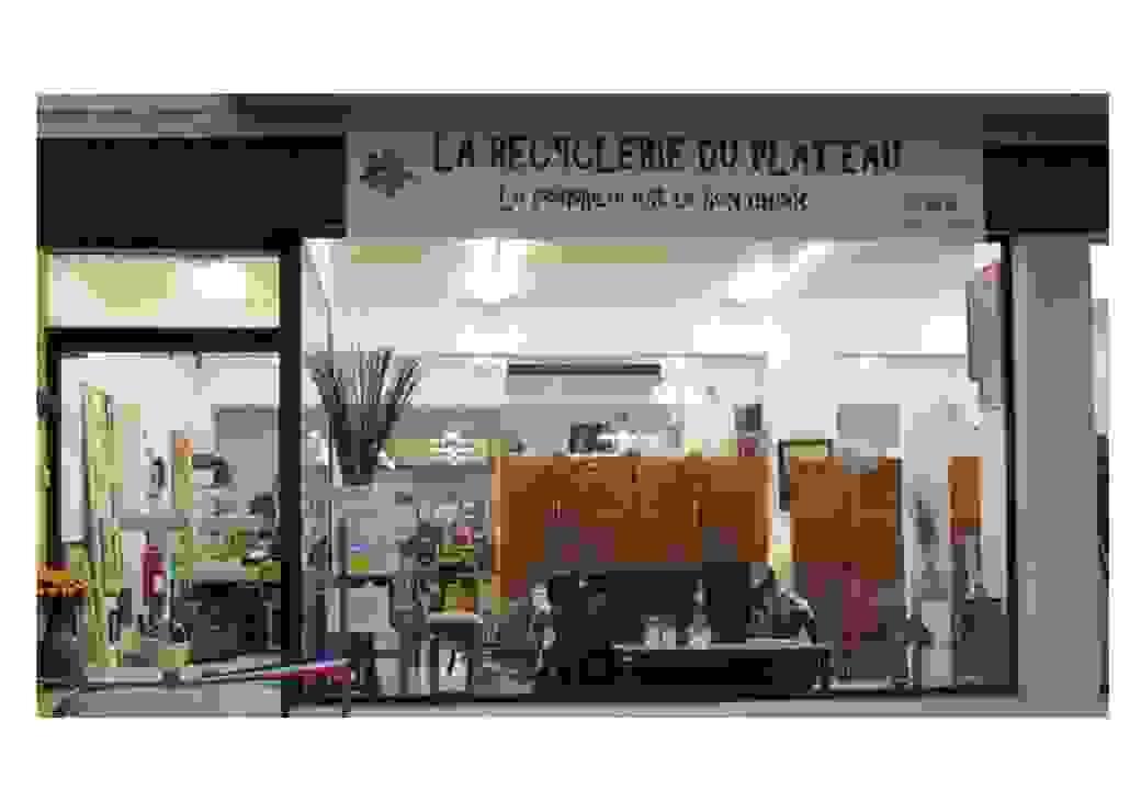 Boutique de la recyclerie