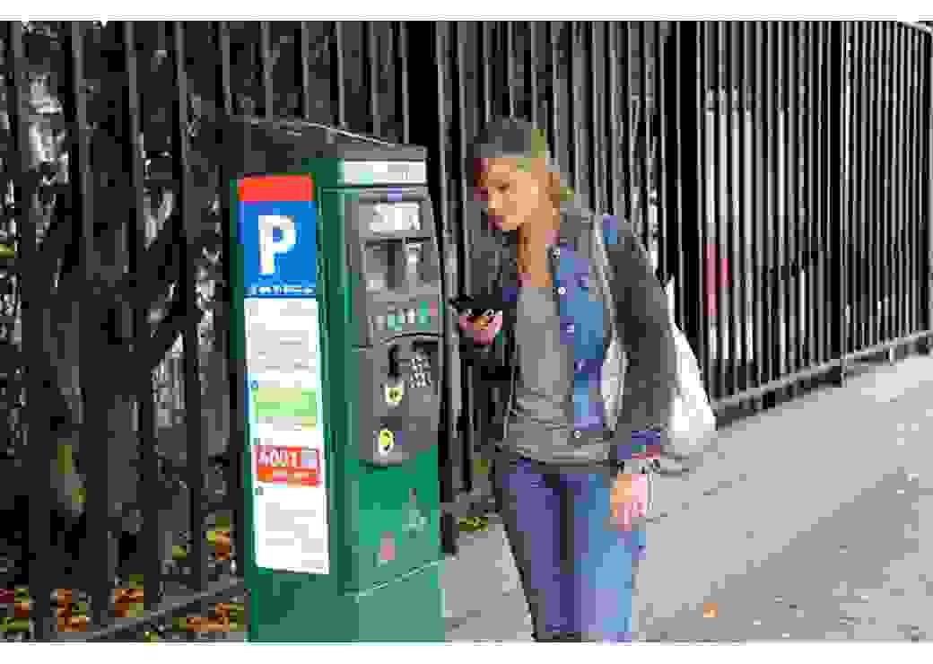 Gestion numérique du stationnement