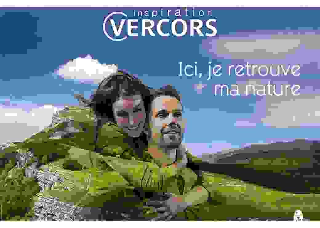 """Un des visuels de la marque """"Inspiration Vercors"""""""