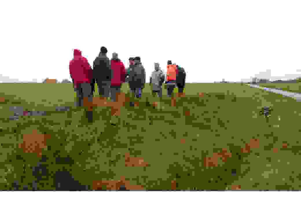 Sensibilisation des agriculteurs à l'érosion des sols