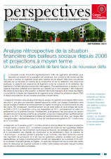 Etude Perspectives 2013