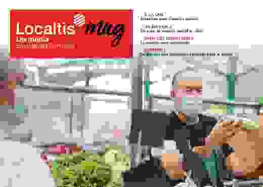 Couverture Localtis Mag numéro 1