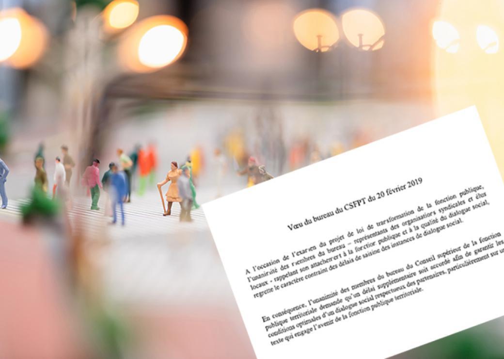c564467dc69 Le projet de loi Transformation de la fonction publique au crible de ...