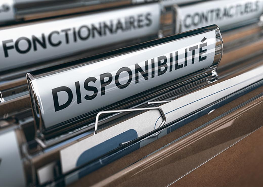Fonctionnaires En Disponibilite De Nouvelles Regles Pour