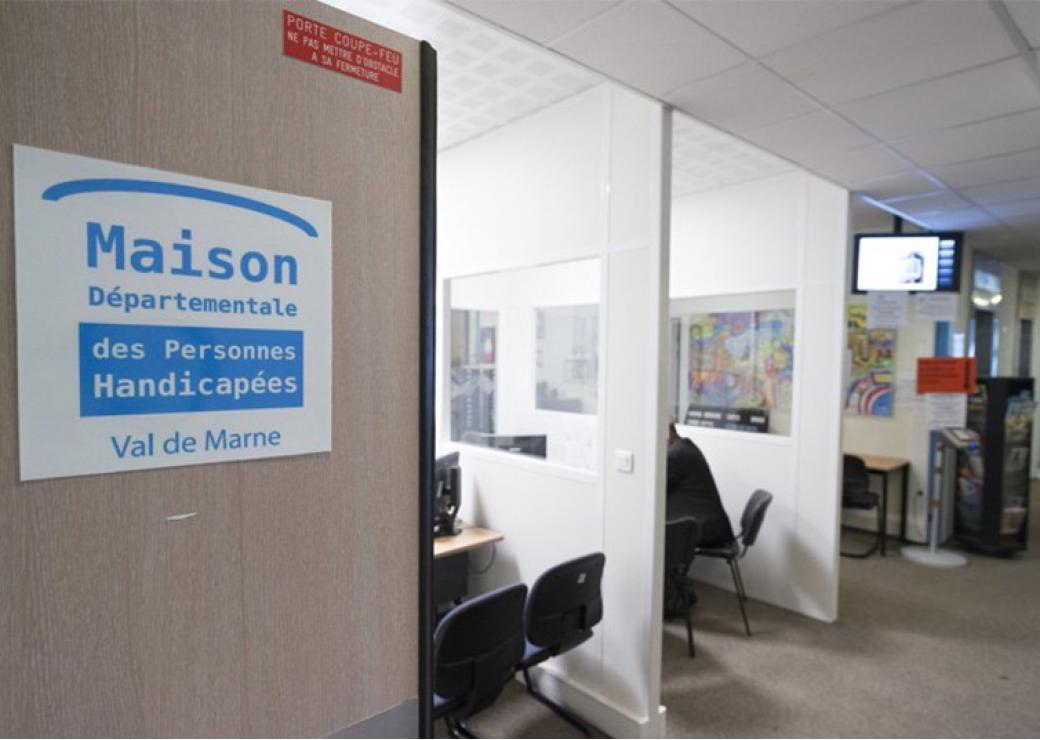 MDPH maison départementales des personnes handicapées du Val de Marne