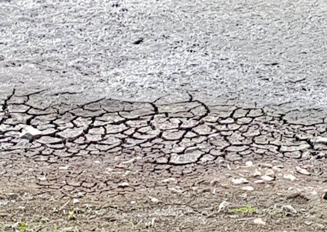 creuse sécheresse