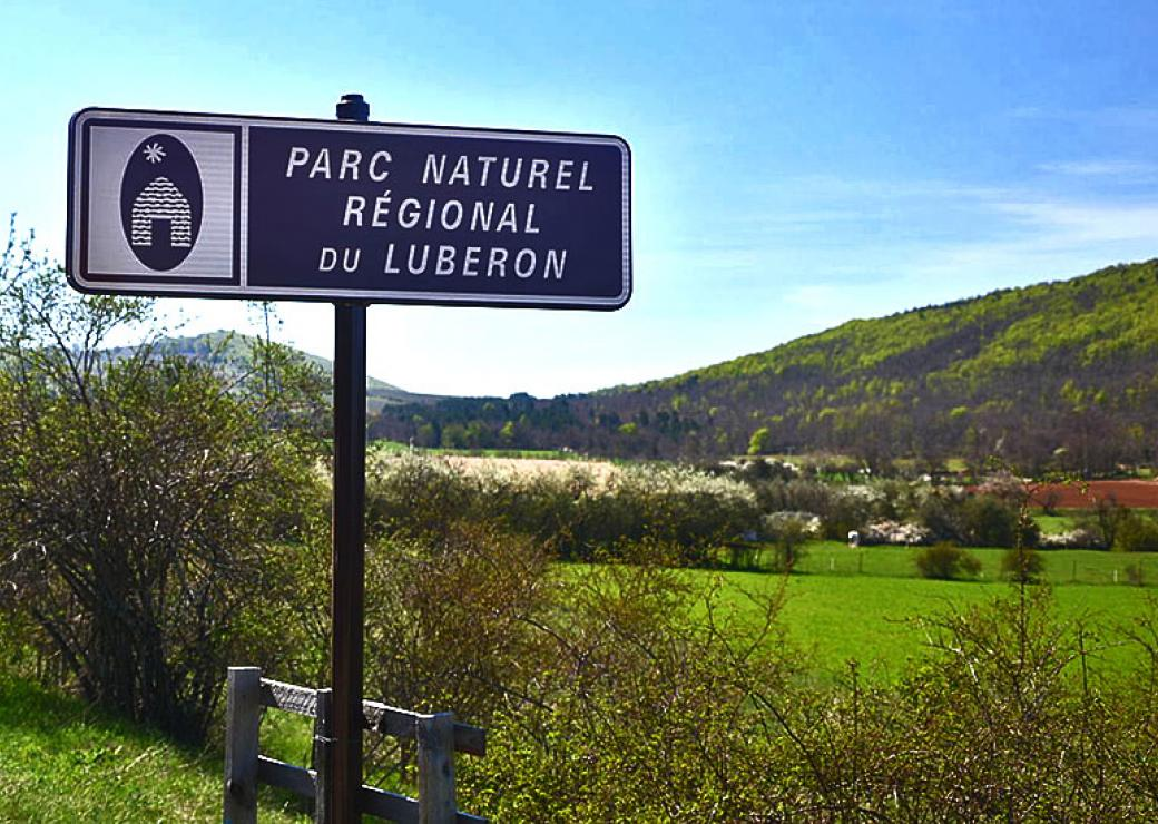 parc naturel luberon