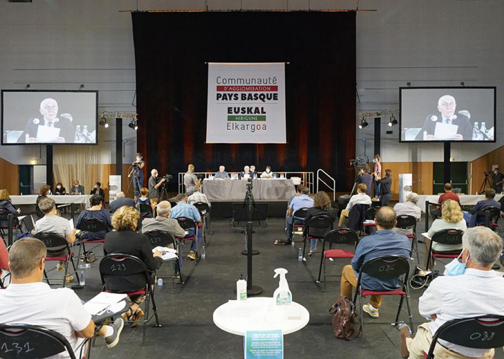 La proximité au cœur du pacte de gouvernance de la Communauté Pays Basque (64)
