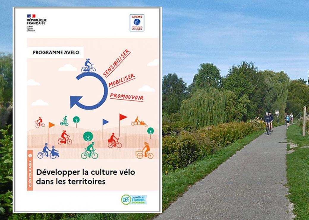 """Un nouveau guide pour """"développer la culture vélo dans les territoires"""""""