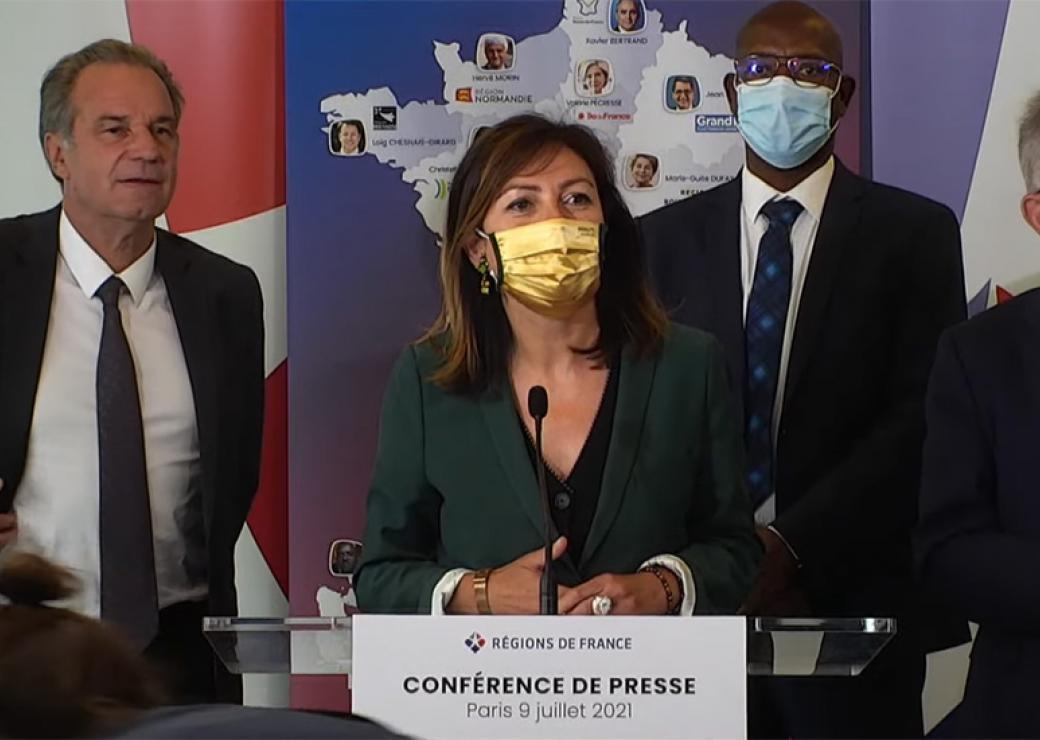 Carole Delga, nouveau porte-drapeau des régions… et de la décentralisation