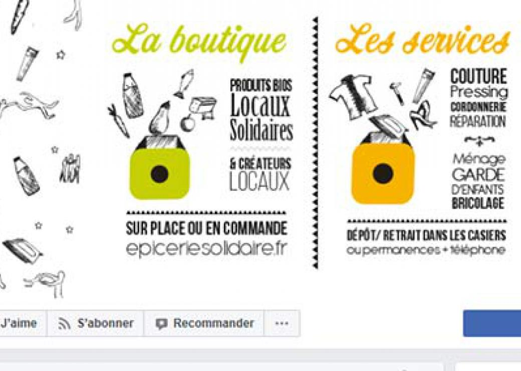 Page facebook.com/lacommoderie